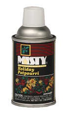 Metered Dry Deodorizer12/Cs Holiday Potpouri