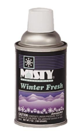 Metered Dry Deodorizer12/Cs Winter Fresh