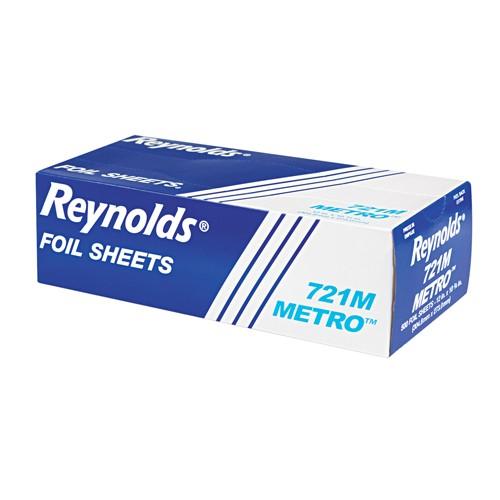 Metro Foil Sandwich Wrap 12 X 10.75