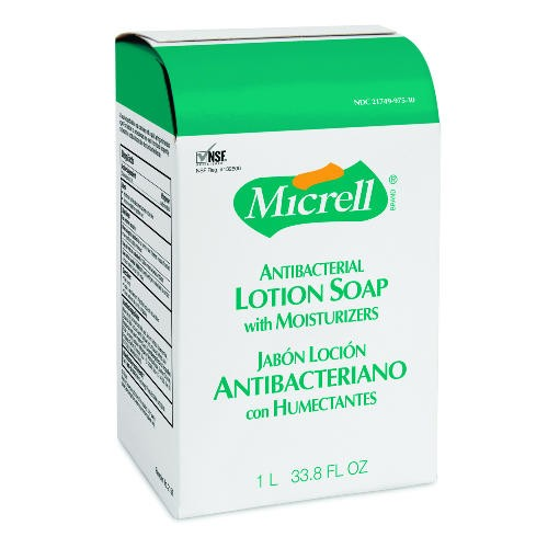 Micrell Antibacterial Lotion Soap, 1000 ml