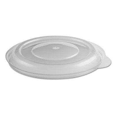 MicroRaves Incredi-Bowl Lid, Clear, 500/Carton