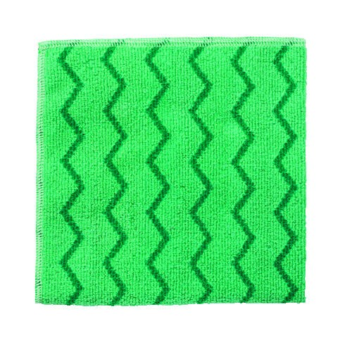 Microfiber Cleaning Cloth, 16 X 16, Green