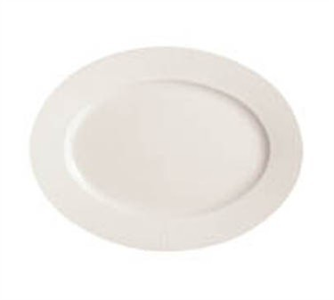 """Cardinal S0563 Chef & Sommelier Ginseng Oval Platter, 11"""" Dia."""