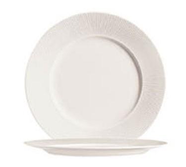 "Cardinal S0504 Chef & Sommelier Ginseng Salad/Dessert Plate 8-3/8"" Dia."