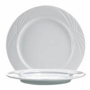 "Cardinal S0604 Arcoroc Horizon Salad/Dessert Plate 8-1/4"" Dia."