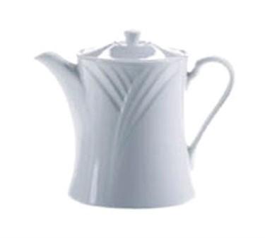 Cardinal S0619 Arcoroc Horizon 15 oz. Teapot with Cover