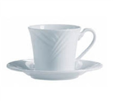 Mikasa Grandes Tables Horizon 7 Oz. Tall Coffee/Tea Cup - 4-1/2