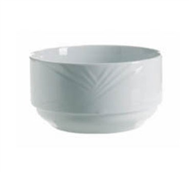 Mikasa Grandes Tables Horizon 17 Oz. Stackable Grapefruit/Cereal Bowl - 6-1/4