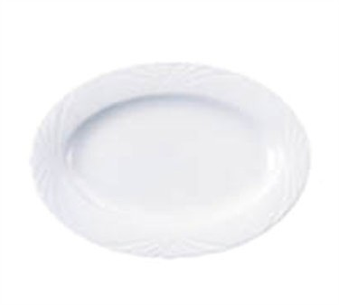 Mikasa Grandes Tables Horizon Oval Platter - 12-1/8