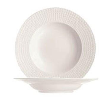 """Cardinal S0409 Chef & Sommelier Satinique 21 oz. Pasta Bowl, 12-1/8"""" Dia."""