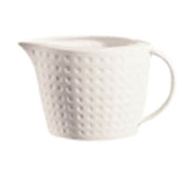 "Cardinal S0418 Chef & Sommelier Satinique 8-1/4 oz. Creamer, 3-1/4"" Dia."