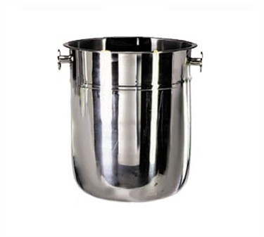 "TableCraft 5188 Stainless 8 Qt. Wine Bucket with Mirror Finish, 8-7/8"" x 9"""