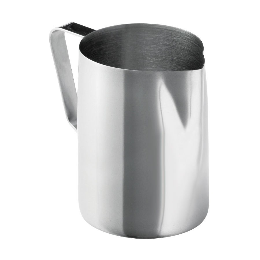 Mirror Finish Stainless Steel 30-36 Oz. Frothing Cup