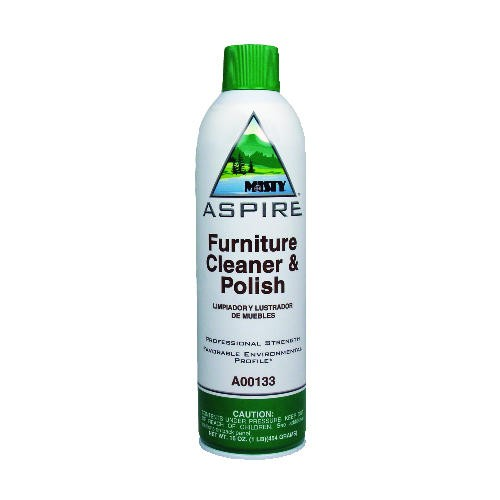 Misty Aspire Furniture Cleaner & Polish, Aerosol