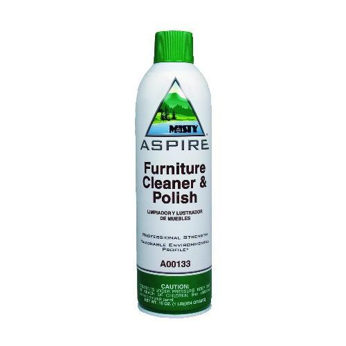 Misty Aspire Furniture Cleaner & Polish, Aerosol