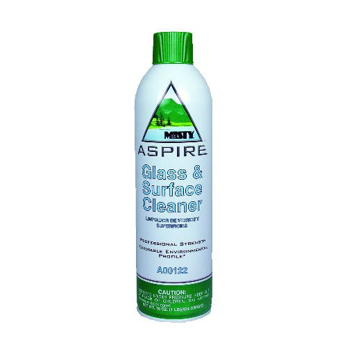 Misty Aspire Glass & Surface Cleaner, Aerosol