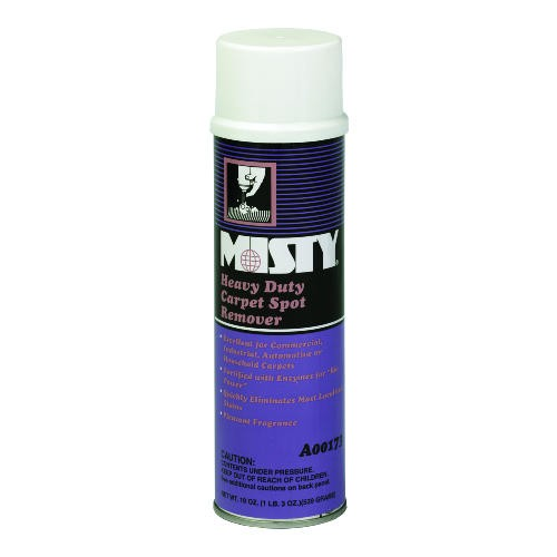 Misty Heavy Duty Carpet Stain Remover, 20 Oz (Aerosol)