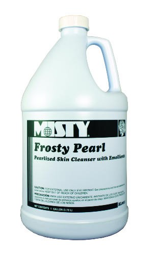 Misty Moisterizing Skin Cleanser, Gallon, Frosty Pearl