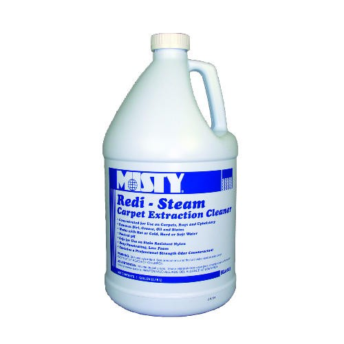 Misty Redi-Steam Concentrate Carpet Cleaner, Gallon Bottles