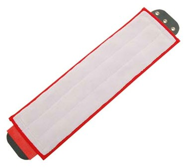 Franklin Machine Products  142-1551 Mop Head, Micro Fiber (Damp, Red )
