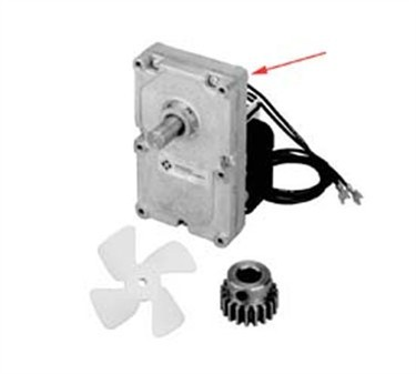 Franklin Machine Products  160-1048 Motor, Conveyor (120V, with Fan )