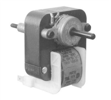 Motor, Fan (1/4 Shaft, 115V)