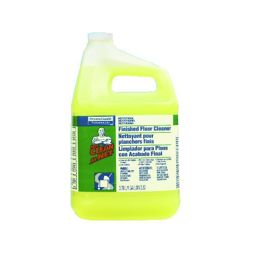 Mr Clean Low-Sud Finished Floor Cleaner, Gallon Bottles