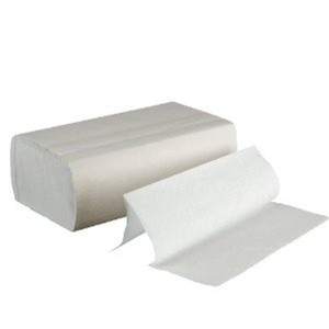Multifold Paper Towels, 9 x 9 1/2, White, 250/Pack