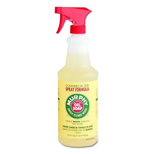 Murphy Oil Soap, 32 Oz Spray Bottle