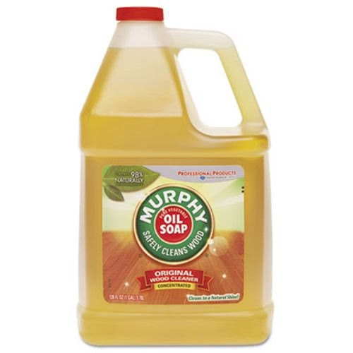Murphys Liquid Wood Cleaner, 1 Gallon Bottle 4/Carton