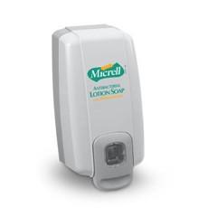 NXT Space Saver Dispenser, 1000 ml Refill, Dove Gray