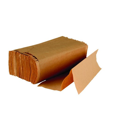 Natural Brown Multifold Paper Towels