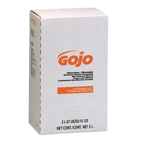 Natural Orange Hand Cleaner Bag in Box, Citrus Scent, 2000 ml