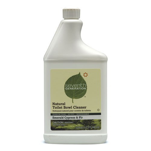 Natural Toilet Bowl Cleaner, 32 oz. Bottle