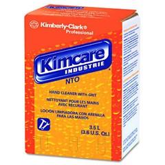 Naturally Tuff Orange Hand Cleaner with Grit, Orange Scent, 3.5 Liter