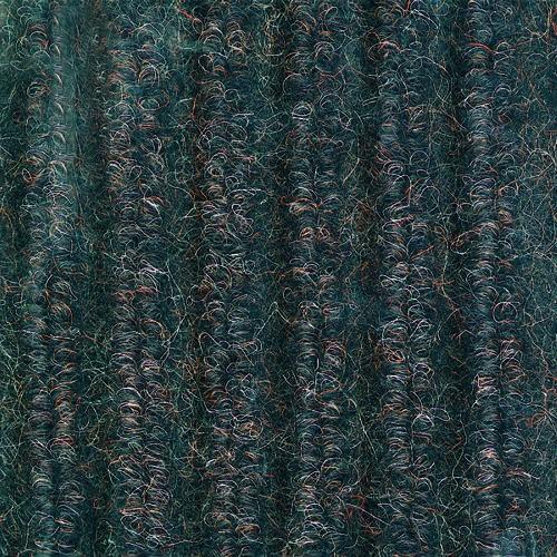 Needle-Rib Wiper/Scraper Mat, Polypropylene, 36 x 48, Brown