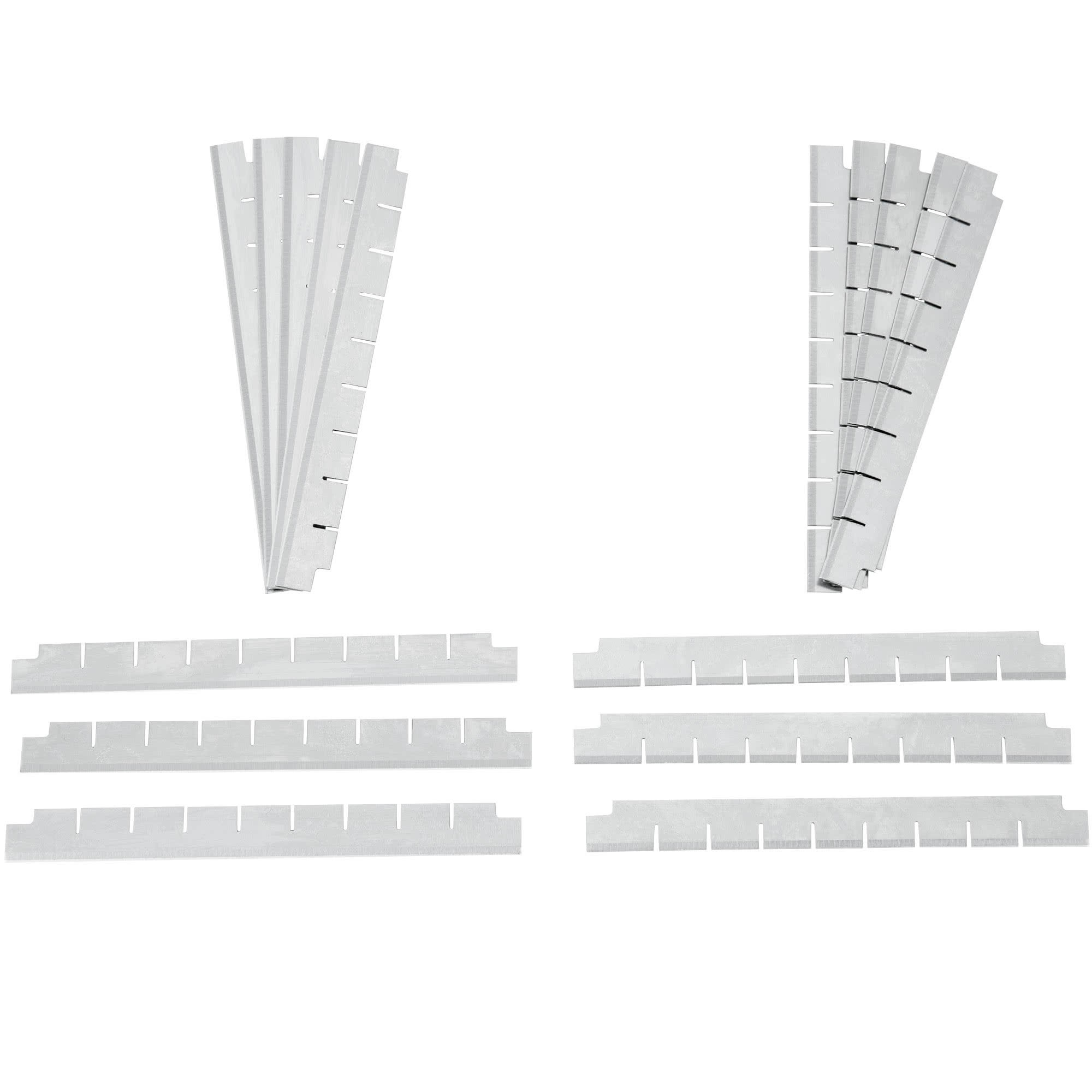 Nemco 436-2 Blade Kit for Easy Chopper 3/8""