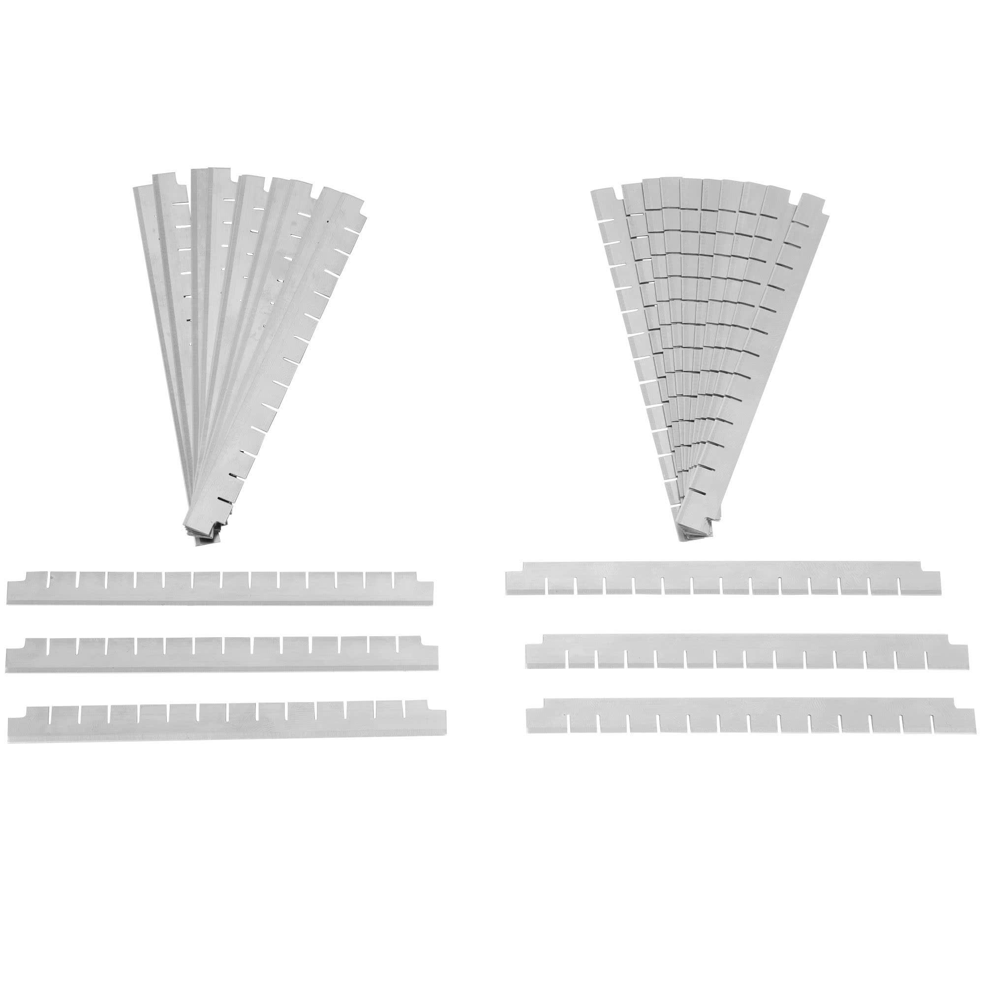 Nemco 536-1 Replacement Blades for Easy Chopper II 1/4""