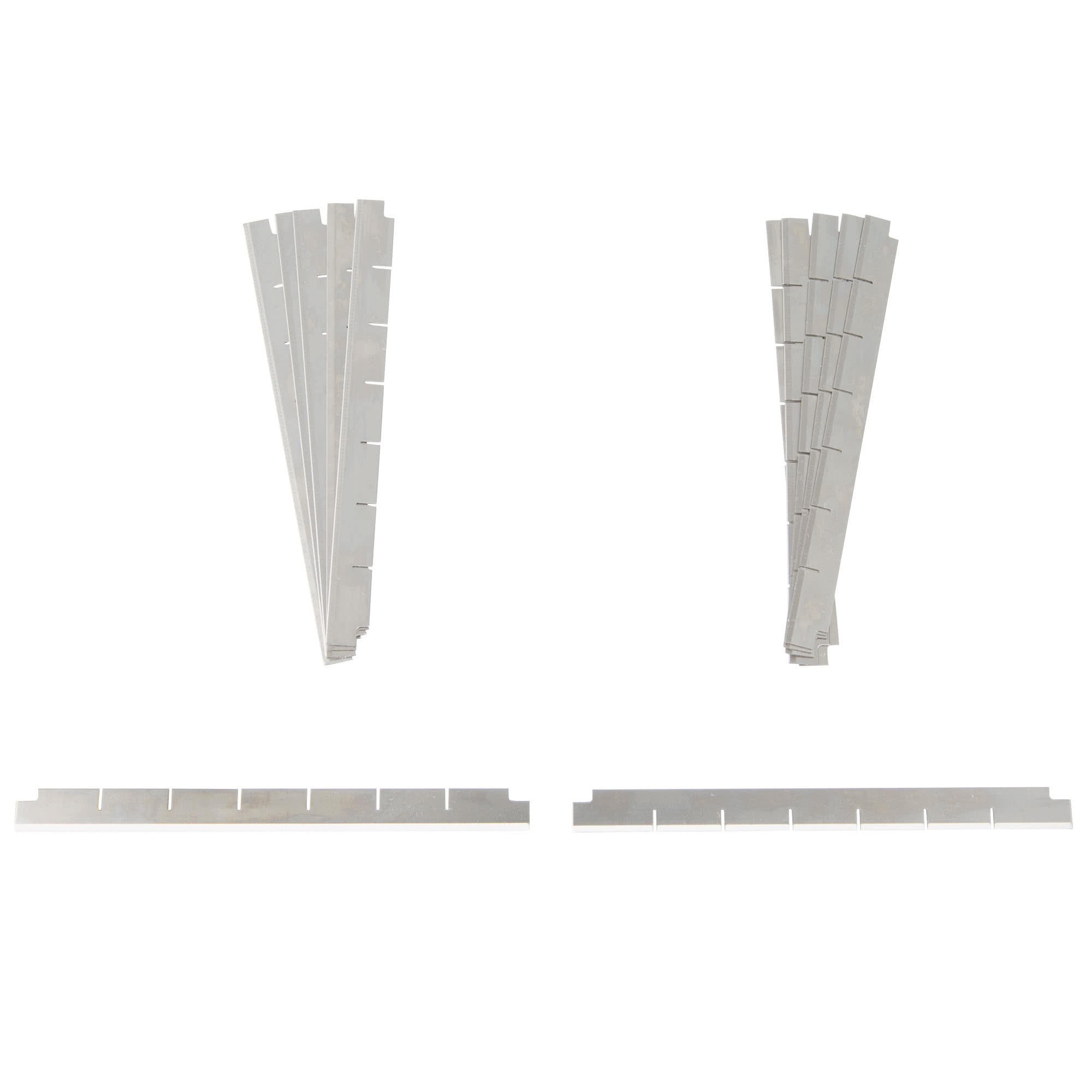 """Nemco 536-3 Replacement Blades for Easy Chopper II 1/2"""""""