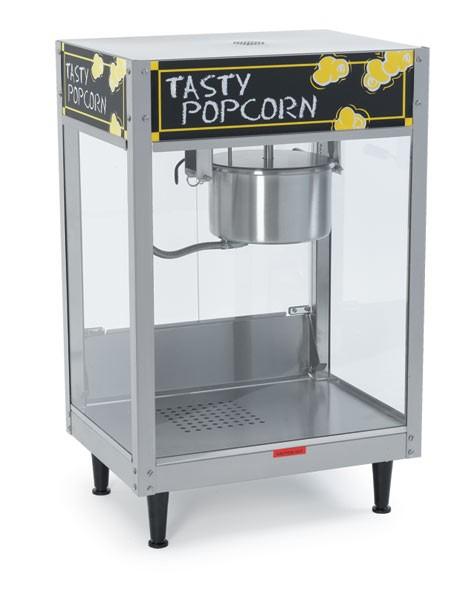 Nemco 6440 Countertop 8 oz. Electric Popcorn Popper