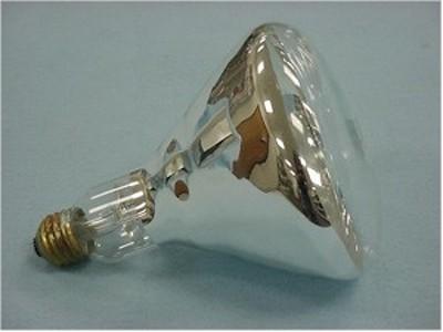Nemco 66103 250-Watt Infrared Bulb White