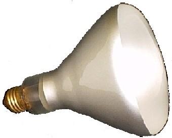 Nemco 66118 Shatter-Resistant 250-Watt Infrared Bulb, White