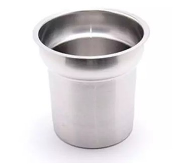 Nemco 68393-4 Nemco Soup Warmer 4 Qt. Inset with Cover & Ladle