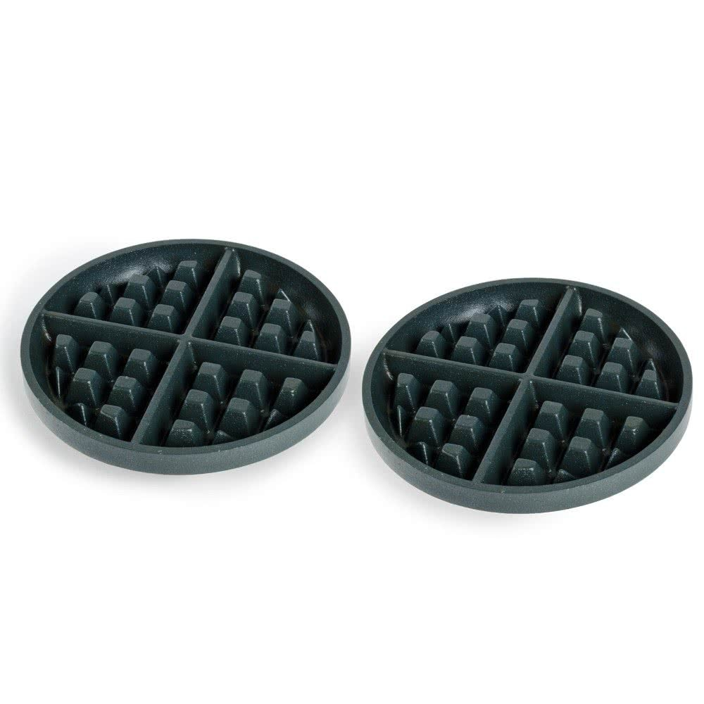 "Nemco 77277 Removable 7"" Grid Set for 7020-1 Series Waffle Makers"