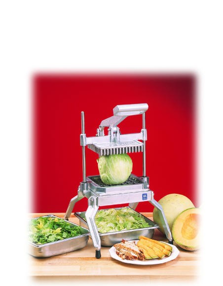 "Nemco 55650-CS Easy LettuceKutter 3/8"" Slices"
