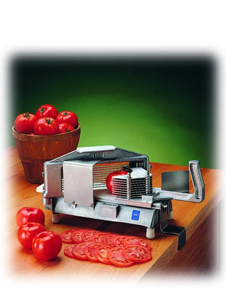 Nemco Highly Efficient Easy Tomato Slicer - 7/32