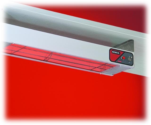 "Nemco 6151-60 Infinite Control Infrared Bar Heater 60"""