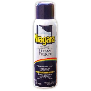 Niagra Heavy Spray Starch, 20 Oz