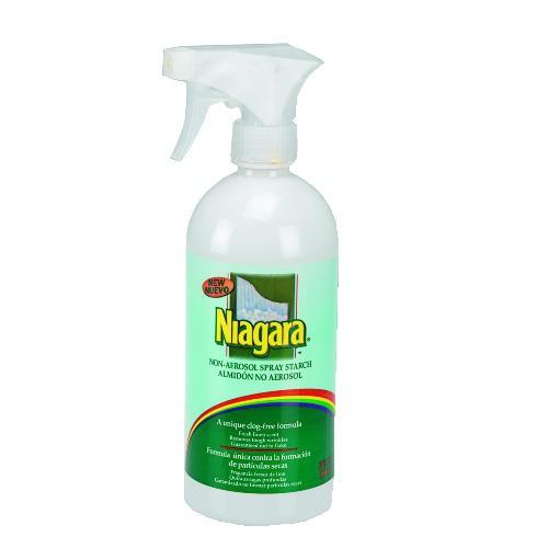 Niagra Spray Starch, Non-Aerosol Trigger, 22 Oz