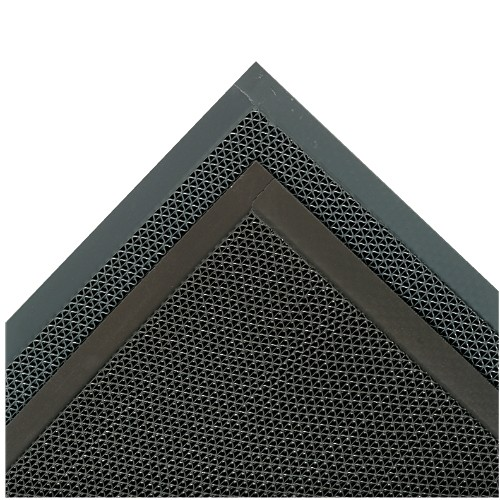 Nomad 6250 Indoor Scraper Mat, 48 X 72, Granite